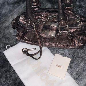 🔥 SALE TODAY Authentic Chloe Mini Paddington